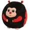 Dots The Ladybug (Medium Size) - TY Beanie Ballz