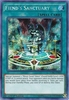 Fiend's Sanctuary LCKC-EN030 Secret Rare - Legendary Collection Kaiba