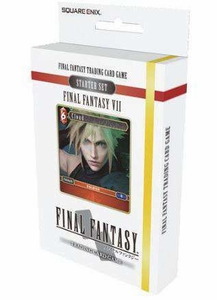 Final Fantasy VII Trading Card Game Fire and Earth Starter Deck (Pre-Order ships January)