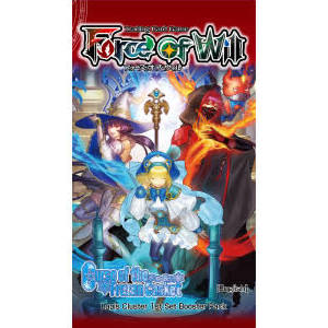 Force of Will Lapis Cluster Booster Pack
