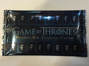 Game Of Thrones Season Six Booster Pack