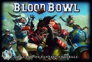 Games Workshop: Blood Bowl The Game of Fantasy Football