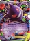Gengar EX 34/119 - Pokemon XY Phantom Forces Ultra Rare Card