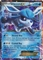 Glaceon EX 20/124 Ultra Rare - Pokemon XY Fates Collide Card