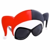 Harley Quinn Face Sunglasses