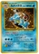 Japanese Video Starter - Blastoise Holofoil (SD)