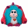 Jazzy The Blue & Pink Monster (Medium Size) - TY Monstaz
