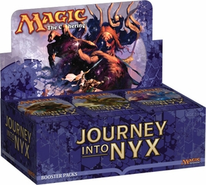 Journey Into Nyx Booster Box - Magic The Gathering