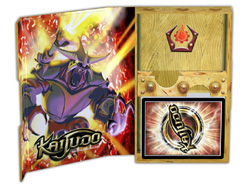 Kaijudo Dojo Bull Rush Competitive Deck