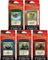 Khans of Tarkir Intro Pack Set of 5 Decks - Magic The Gathering