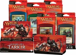Khans of Tarkir Variety Pack - Magic The Gathering