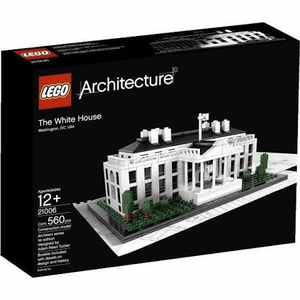 LEGO 21006 Architecture The White House