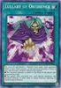 Lullaby of Obedience LCKC-EN042 Secret Rare - Legendary Collection Kaiba