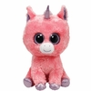Magic The Pink Unicorn (Regular Size) - TY Beanie Boos