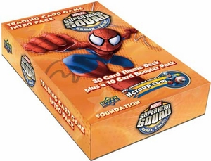 Marvel Super Hero Squad TCG Intro Pack