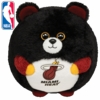 Miami Heat (4 inch) - NBA TY Beanie Ballz