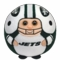 New York Jets (5 inch) - NFL TY Beanie Ballz
