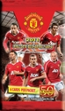 Panini Manchester United Adrenalyn Booster Pack (6 Soccer Cards Per Pack)