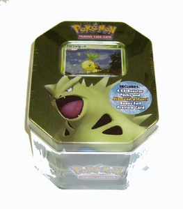 Pokemon 2007 Turtwig Deluxe Collectors Tin