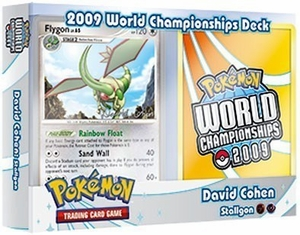 Pokemon 2009 World Championship Deck - David Cohen Stallgon