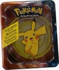 Pokemon Advanced 2005 Collectors Box Tin - Pikachu