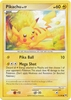 Pokemon Card Platinum Arceus Single Common Pikachu 71/99