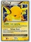 Pokemon Diamond and Pearl Stormfront Card - Raichu LV.X (H)