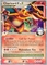 Pokemon Diamond & Pearl Ultra Rare Promo Card - Charizard G LV.X DP45