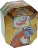 Pokemon EX 2008 Classic Ho-oh Deluxe Collectors Tin