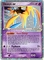 Pokemon EX Deoxys Ultra Rare Card - Deoxys ex 98/107