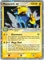 Pokemon EX Deoxys Ultra Rare Card - Manectric ex 101/107