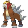 Pokemon Legendary Beasts Entei Pin Collection (Pre-Order ships May)
