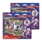 Pokemon Mega Evolution Mewtwo X & Y Collectors Pin 3-Pack