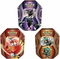 Pokemon Mysterious Powers Set of all 3 Collector Tins [Ho-Oh, Necrozma & Marshadow]