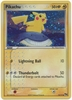 Pokemon POP Series 5 Promo Card Pikachu 12/17 Holo Rare