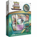 Pokemon Shining Legends Marshadow Pin Collection Box