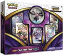 Pokemon Shining Legends Shiny Darkrai GX Figure Box