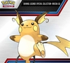 Pokemon Shining Legends Special Collections Raichu-GX Box (Pre-Order ships January)