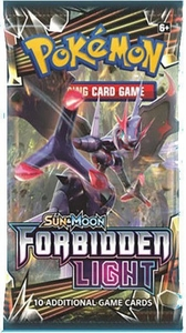 Pokemon SM6 Forbidden Light Booster Pack