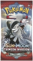 Pokemon Sun & Moon Crimson Invasion Booster Pack