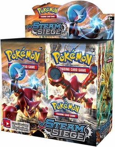 Pokemon XY Steam Siege Booster Box