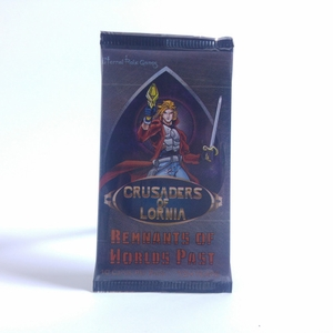 Remnants of Worlds Past Crusaders of Lornia Booster Pack
