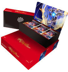Return of the Dragon Emperor Force Of Will Booster Box