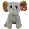 Sahara the Elephant (Tan Inner Ears & Feet)