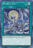 Silver's Cry LCKC-EN034 Secret Rare - Legendary Collection Kaiba