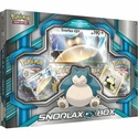 Snorlax GX Pokemon Box