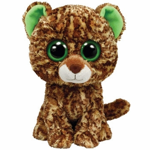 Speckles The Leopard (Medium Size) - TY Beanie Boos