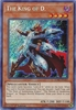 The King of D. LCKC-EN107 Secret Rare - Legendary Collection Kaiba