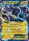 Thundurus EX 38/116 - Pokemon Plasma Freeze Ultra Rare Card