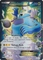 Thundurus EX 98/108 Ultra Rare - Pokemon XY Roaring Skies Card
